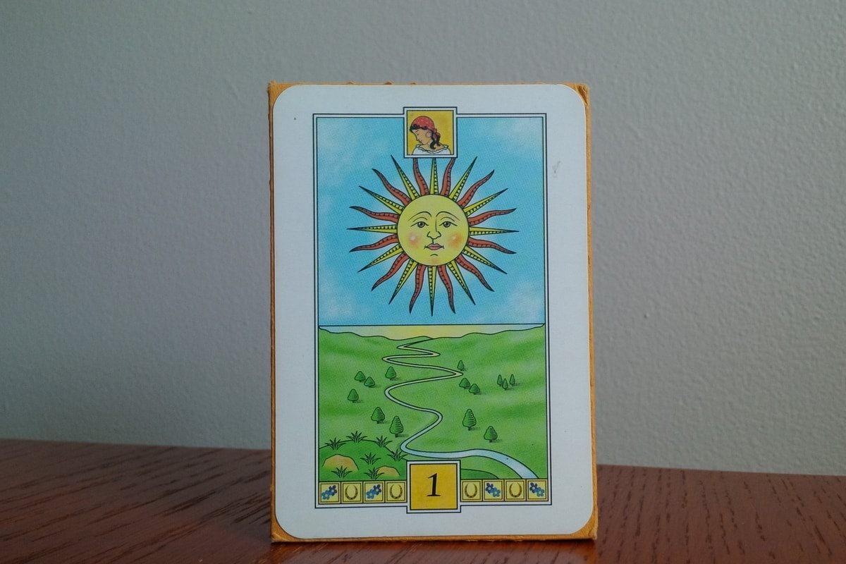 romany cards